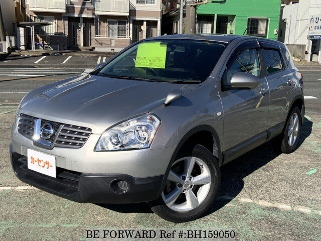 Used 2008 NISSAN DUALIS BH159050 for Sale