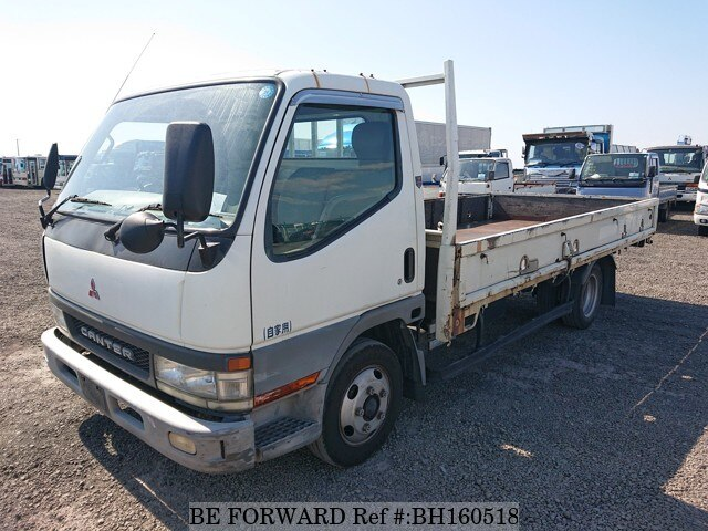 Used 2001 MITSUBISHI CANTER BH160518 for Sale