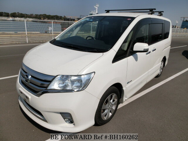 Used 2013 NISSAN SERENA BH160262 for Sale