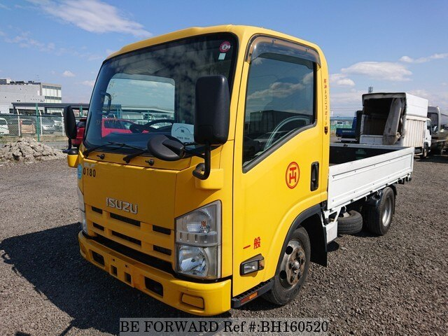 Used 2009 ISUZU ELF TRUCK BH160520 for Sale