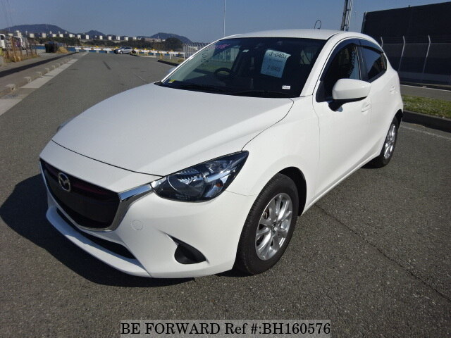 Used 2016 MAZDA DEMIO BH160576 for Sale