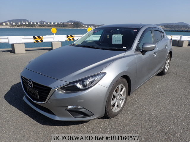 Used 2015 MAZDA AXELA SPORT BH160577 for Sale
