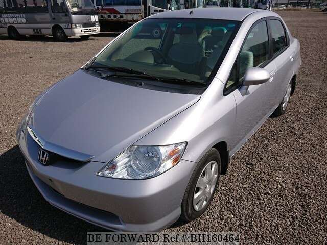 Used 2003 HONDA FIT ARIA BH160464 for Sale