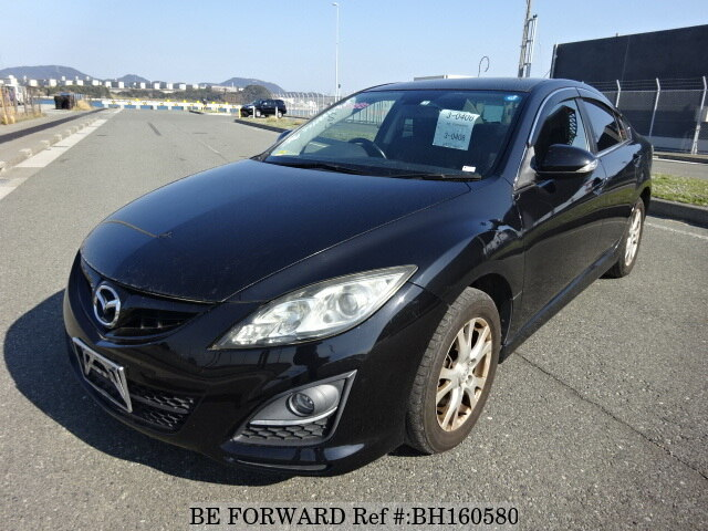 Used 2011 MAZDA ATENZA BH160580 for Sale