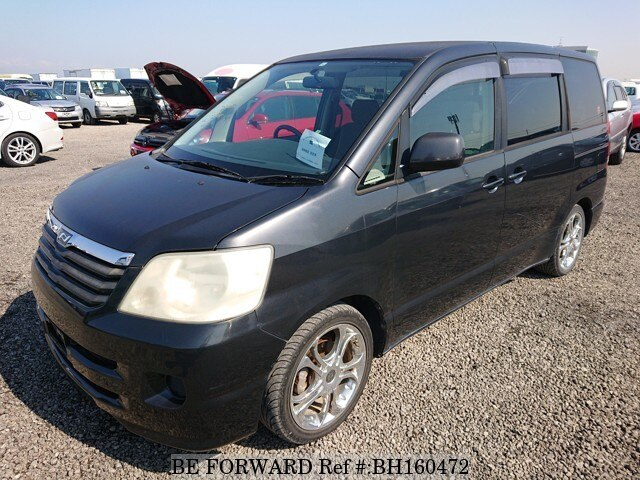 Used 2002 TOYOTA NOAH BH160472 for Sale