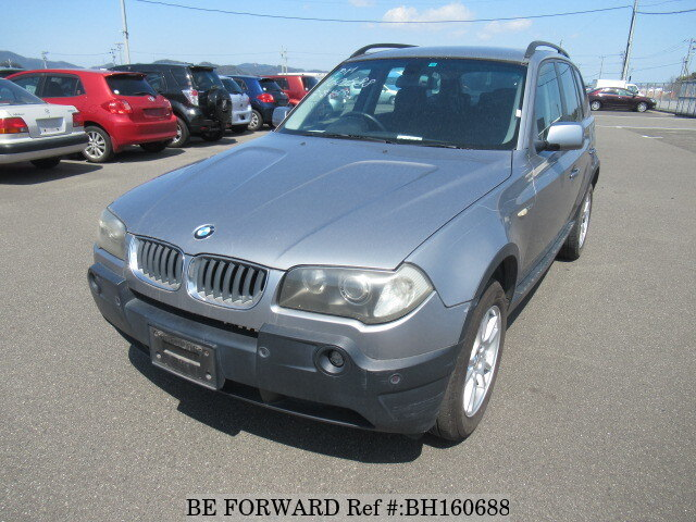 Used 2006 BMW X3 BH160688 for Sale