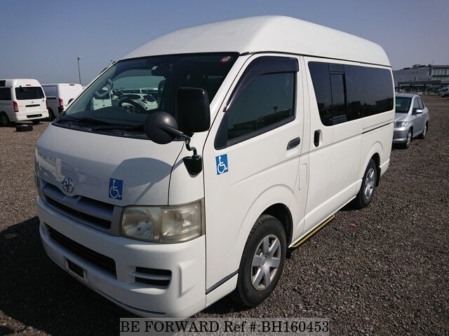 Used 2006 TOYOTA HIACE VAN BH160453 for Sale