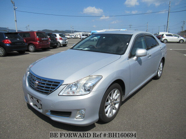 Used 2008 TOYOTA CROWN BH160694 for Sale