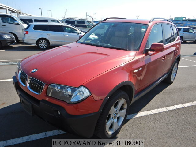 Used 2005 BMW X3 BH160903 for Sale