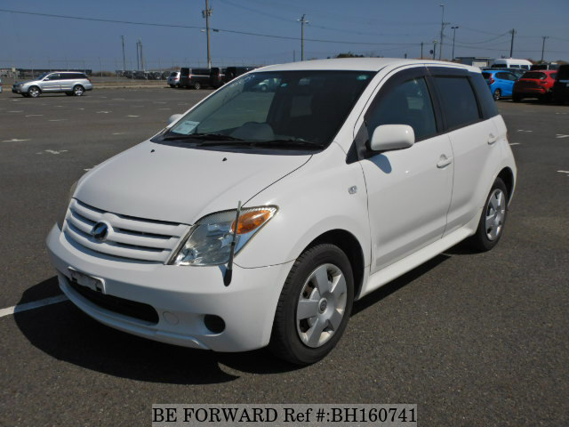 Used 2006 TOYOTA IST BH160741 for Sale