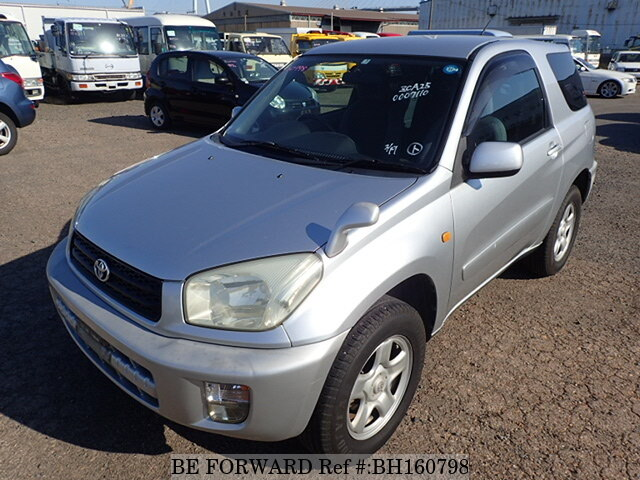 Used 2001 TOYOTA RAV4 BH160798 for Sale