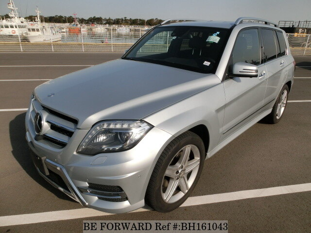 Used 2014 MERCEDES-BENZ GLK-CLASS BH161043 for Sale