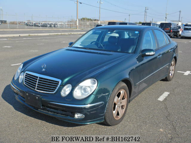 Used 2003 MERCEDES-BENZ E-CLASS BH162742 for Sale