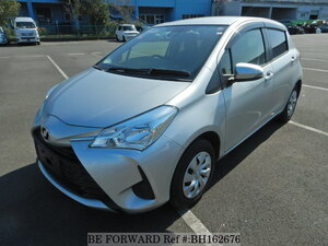 Used 2017 TOYOTA VITZ BH162676 for Sale