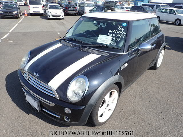 Used 2007 BMW MINI BH162761 for Sale
