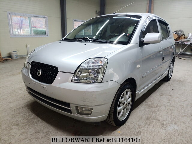 Used 2004 KIA MORNING (PICANTO) BH164107 for Sale