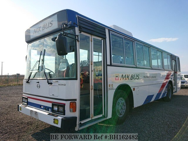 Used 1998 HINO BLUE RIBBON BH162482 for Sale