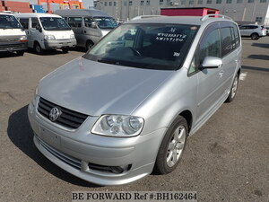 Used 2005 VOLKSWAGEN GOLF TOURAN BH162464 for Sale