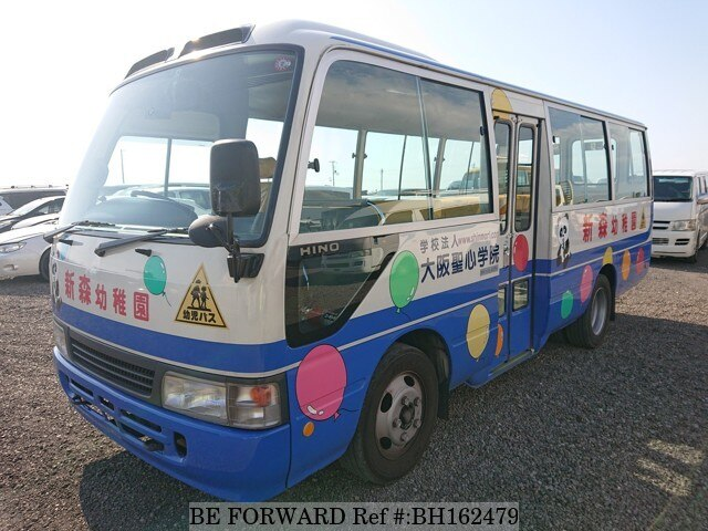 Used 2004 HINO LIESSE II BH162479 for Sale