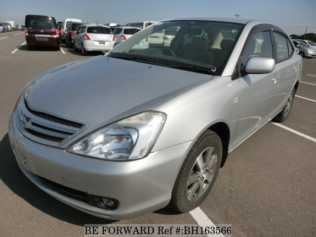 Used 2005 TOYOTA ALLION BH163566 for Sale