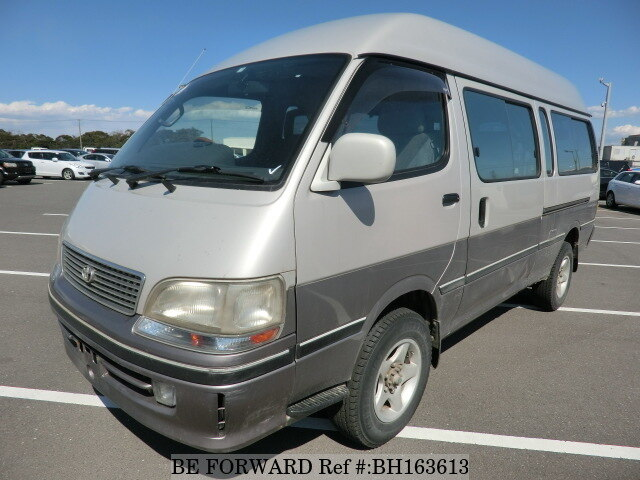 Used 1998 TOYOTA HIACE VAN BH163613 for Sale