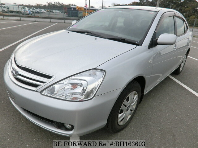 Used 2007 TOYOTA ALLION BH163603 for Sale