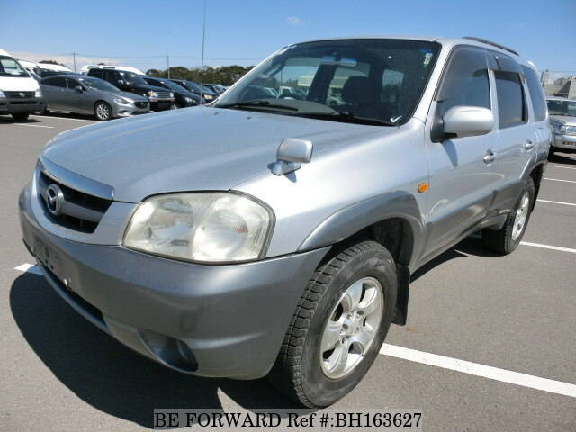 Used 2001 MAZDA TRIBUTE BH163627 for Sale