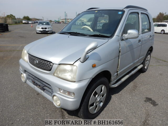 Used 2000 DAIHATSU TERIOS KID BH161656 for Sale