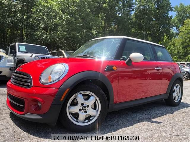 Used 2011 MINI COOPER BH165930 for Sale