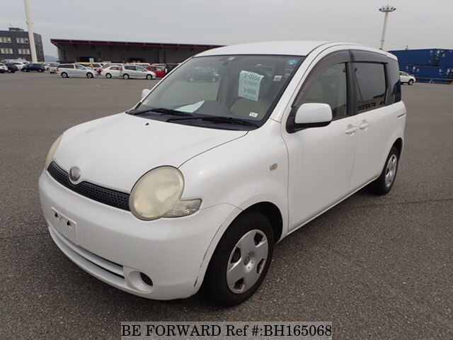 Used 2003 TOYOTA SIENTA BH165068 for Sale