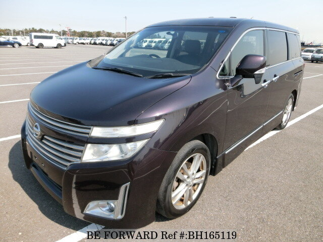 Used 2011 NISSAN ELGRAND BH165119 for Sale