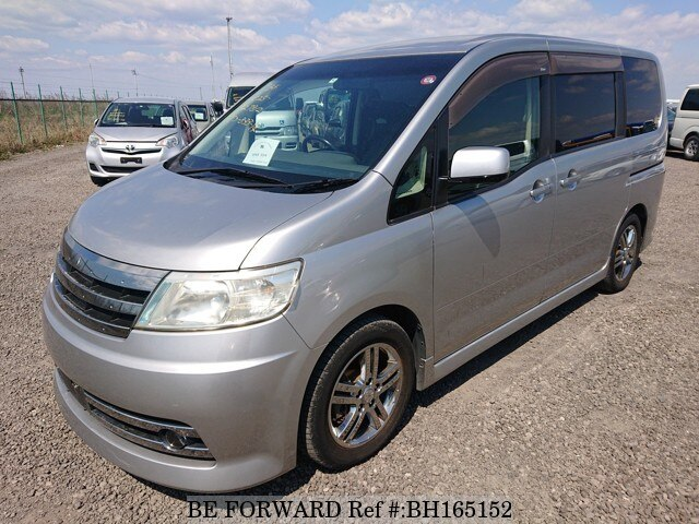 Used 2006 NISSAN SERENA BH165152 for Sale