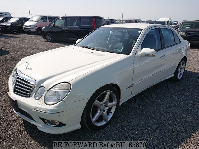 Used 2008 MERCEDES-BENZ E-CLASS BH165870 for Sale