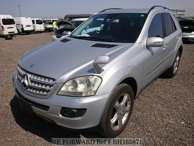 Used 2005 MERCEDES-BENZ M-CLASS BH165871 for Sale