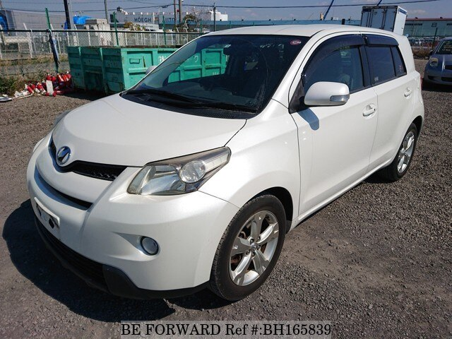 Used 2008 TOYOTA IST BH165839 for Sale
