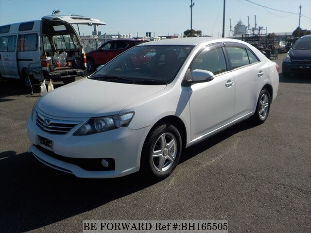 Used 2013 TOYOTA ALLION BH165505 for Sale