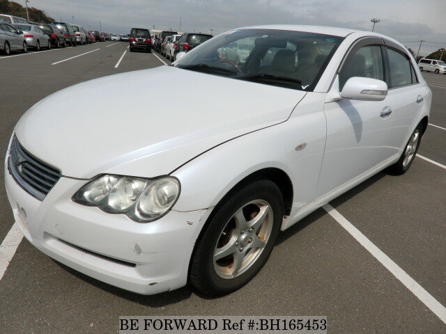 Used 2006 TOYOTA MARK X BH165453 for Sale