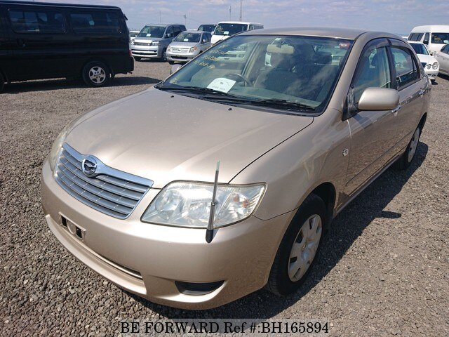 Used 2005 TOYOTA COROLLA SEDAN BH165894 for Sale