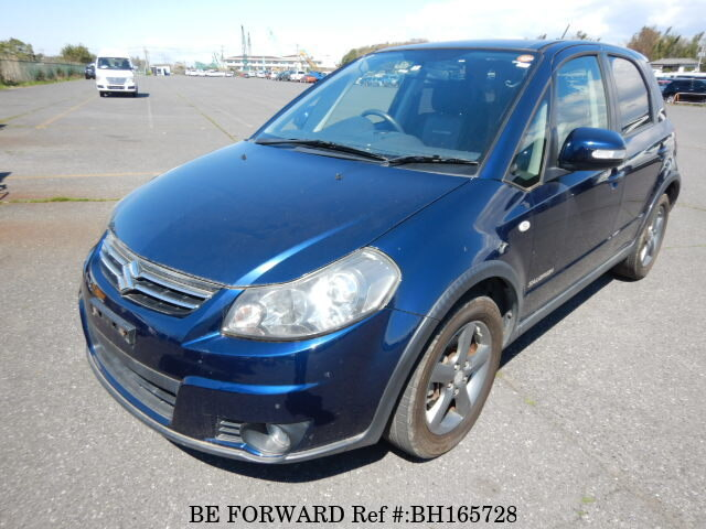 Used 2008 SUZUKI SX4 BH165728 for Sale