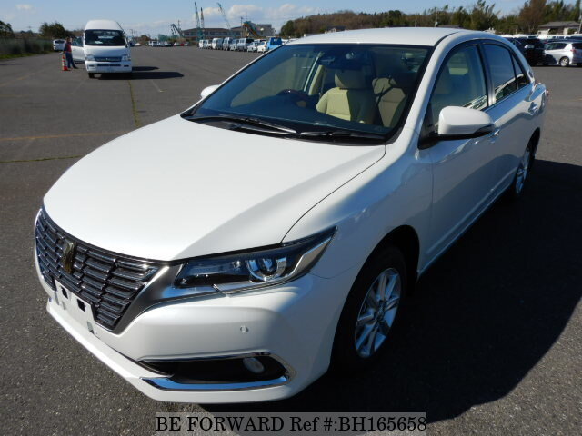 Used 2020 TOYOTA PREMIO BH165658 for Sale