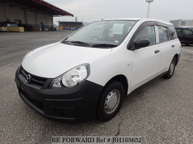 Used 2011 MAZDA FAMILIA VAN BH165652 for Sale