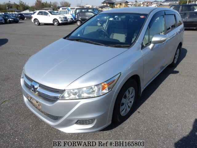 Used 2009 HONDA STREAM BH165803 for Sale