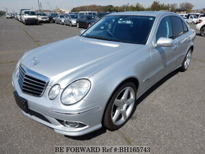 Used 2007 MERCEDES-BENZ E-CLASS BH165743 for Sale