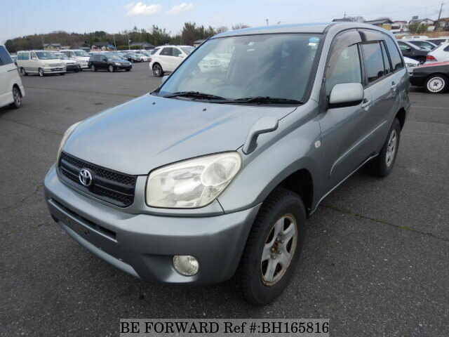 Used 2005 TOYOTA RAV4 BH165816 for Sale