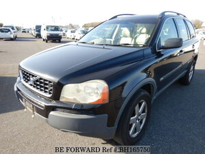Used 2005 VOLVO XC90 BH165750 for Sale