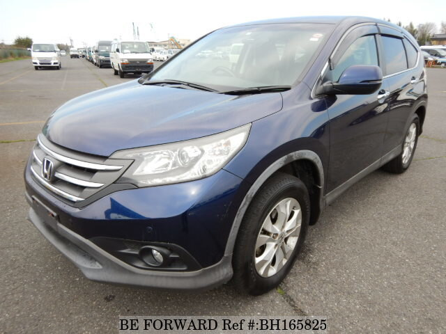 Used 2013 HONDA CR-V BH165825 for Sale