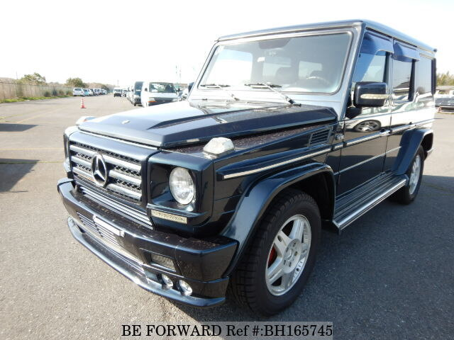 Used 1999 MERCEDES-BENZ G-CLASS BH165745 for Sale