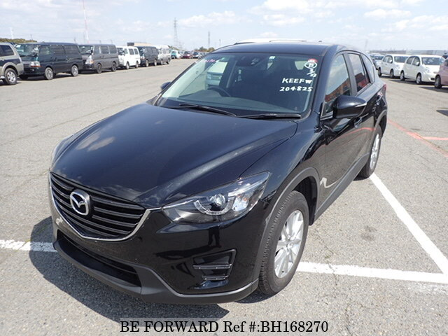 Used 2016 MAZDA CX-5 BH168270 for Sale