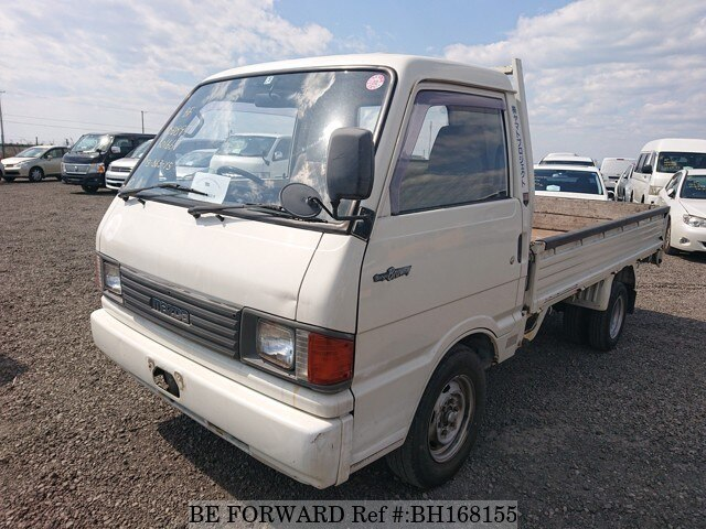 Used 1997 MAZDA BONGO BRAWNY TRUCK BH168155 for Sale
