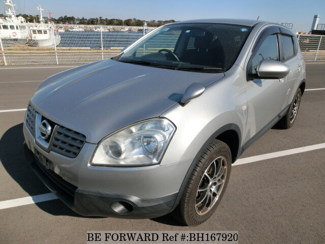 Used 2009 NISSAN DUALIS BH167920 for Sale
